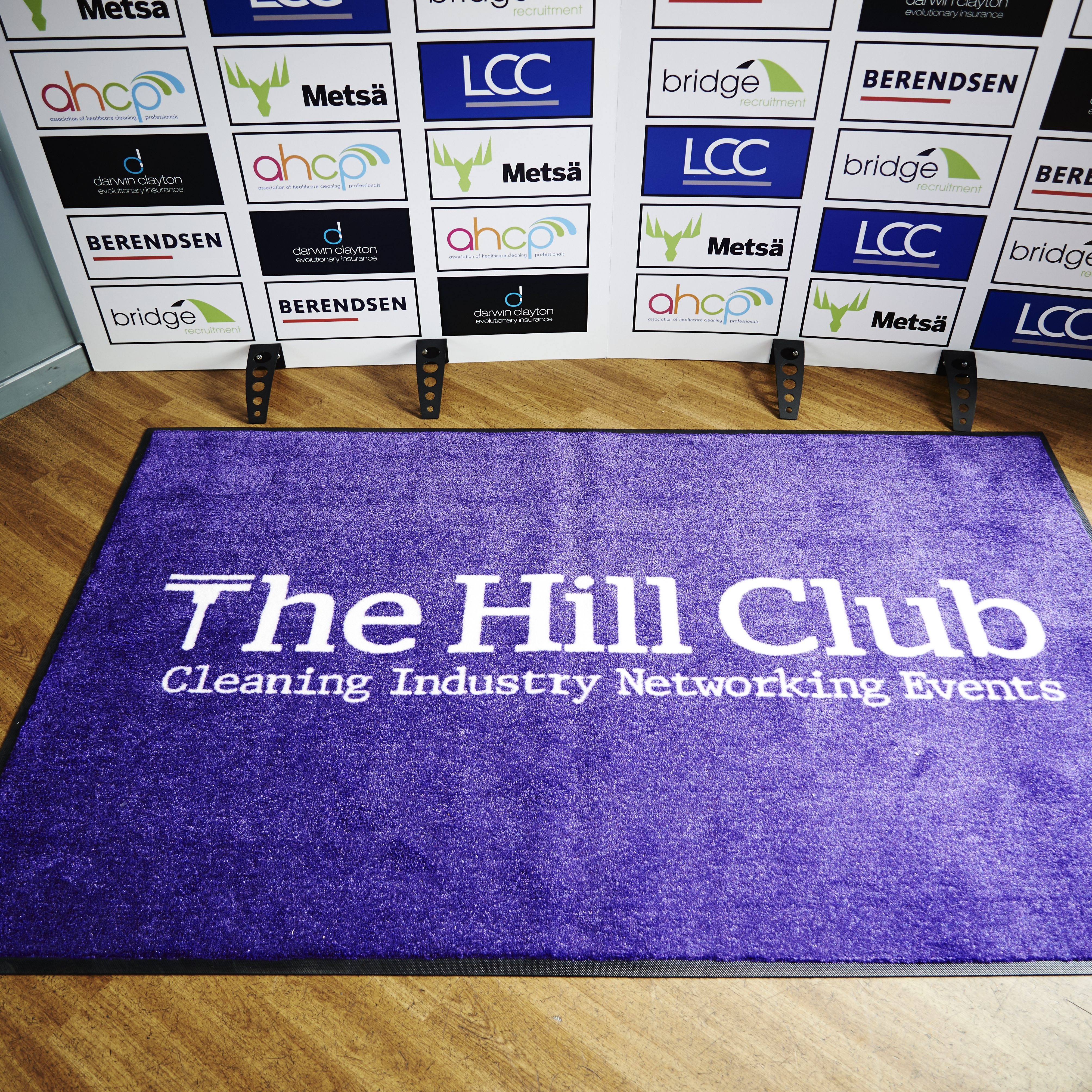 Hill Club Thames event